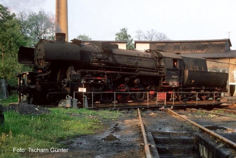 52 5137 Drehscheibe Werkstatt Pethau Mai 1981 Ci