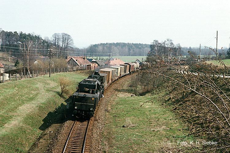 52 8012 mit 65274 vor Neusalza Spremberg 1987 Kopie