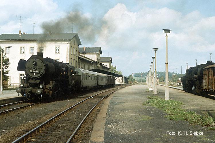 52 8047 mit P9825 und 52 8104 mit N65274 Ebs 1987 Kopie