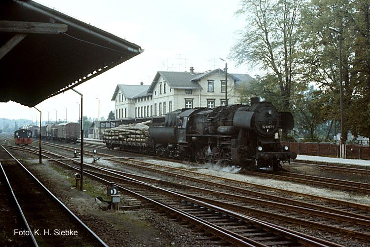 52 8157 mit N 65277 in Neukirch Ost 1986 Kopie