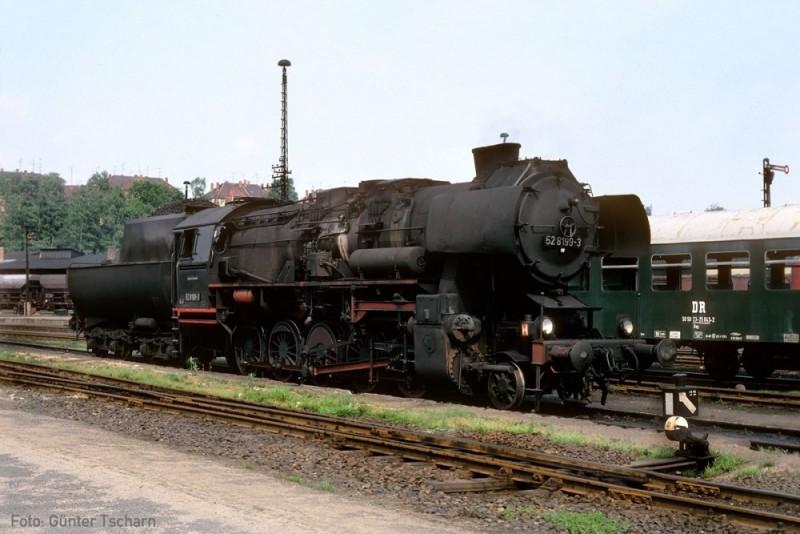 Bw Zittau 52 8199 17 Mai 1981