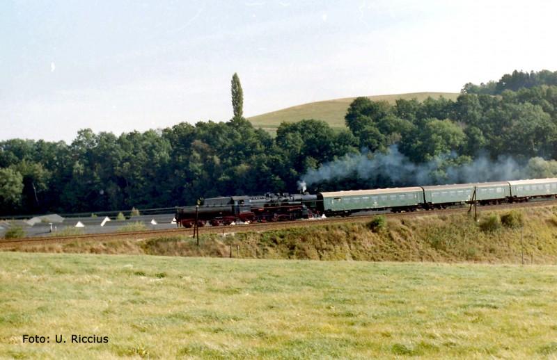 Im Oktober 1992 bei Mittelherwigsdorf Kopie