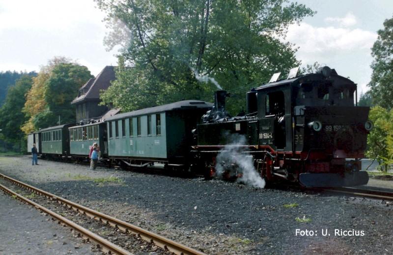 Endbahnhof Jonsdorf 1998 Kopie